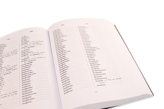 Foto 3 do produto Vocabulário Ortográfico Atualizado da Língua Portuguesa