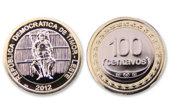 Foto 1 do produto 100 CENTAVOS de Timor (BNC)