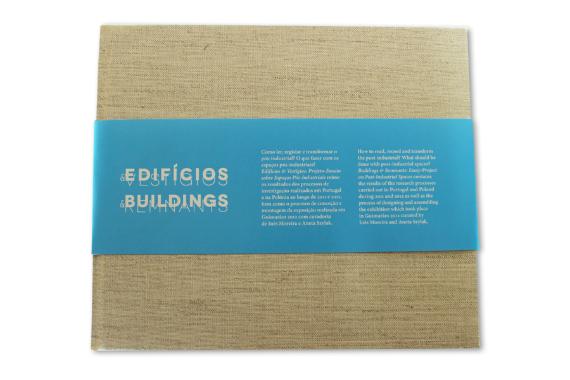 Photo 1 of product Edifícios e Vestígios: Projeto-Ensaio sobre Espaços Pós-Industriais