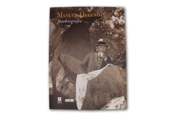 Foto 1 do produto Manuel Heleno - Fotobiografia