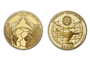 2014  FIFA World Cup - Brasil (Gold Proof)