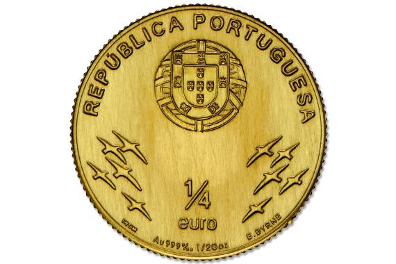 Foto 3 do produto Fernando Pessoa (Ouro FDC)