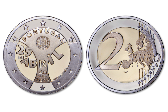 Photo 1 of product 40th Anniversary of Carnation Revolution (Proof)
