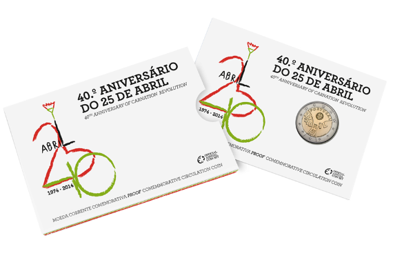 Photo 4 of product 40th Anniversary of Carnation Revolution (Proof)
