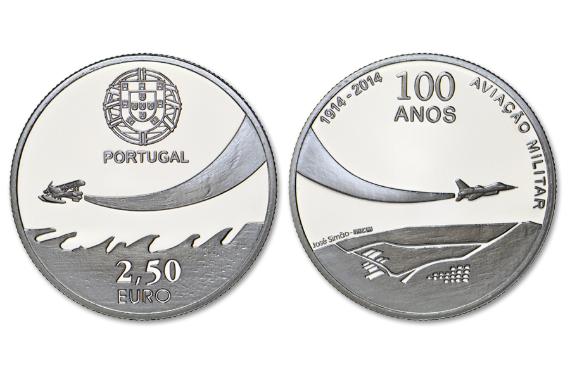 Foto 1 do produto 100 Anos da Aviação Militar (Prata Proof)