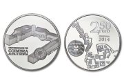 University of Coimbra (Silver Proof)
