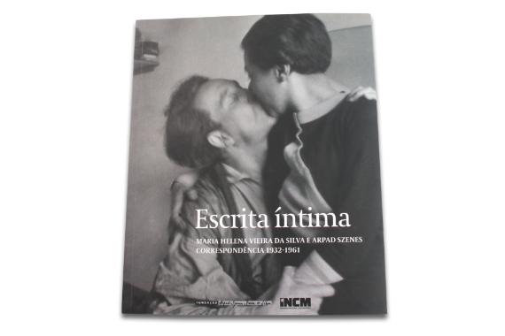 Foto 1 do produto Escrita Íntima. Maria Helena Vieira da Silva e Arpad Szenes. Correspondência 1932-1961