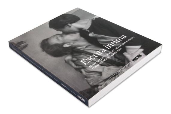 Foto 2 do produto Escrita Íntima. Maria Helena Vieira da Silva e Arpad Szenes. Correspondência 1932-1961