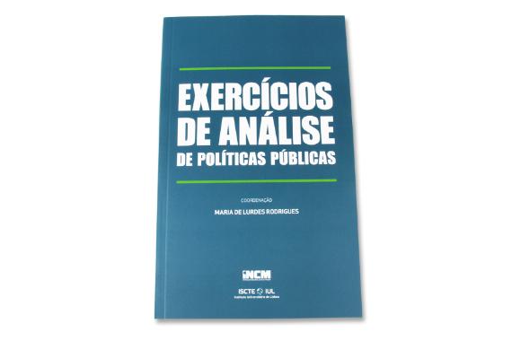 Photo 1 of product Exercicios de Análise de Políticas Públicas