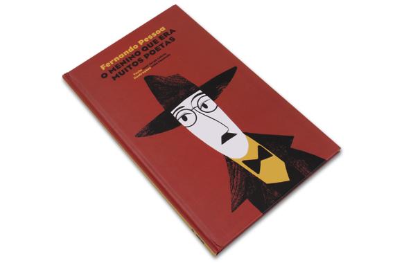 Foto 2 do produto Fernando Pessoa - O Menino que Era Muitos Poetas