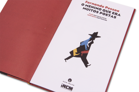 Foto 3 do produto Fernando Pessoa - O Menino que Era Muitos Poetas