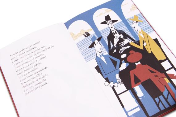 Foto 4 do produto Fernando Pessoa - O Menino que Era Muitos Poetas