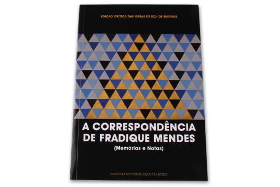 Photo 1 of product A Correspondência de Fradique Mendes