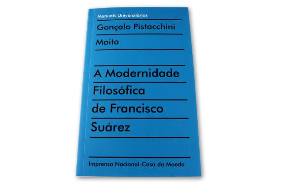 Foto 1 do produto A Modernidade Filosófica de Francisco Suárez