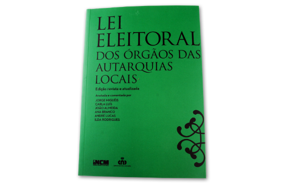Foto 1 do produto Lei Eleitoral dos Órgãos das Autarquias Locais