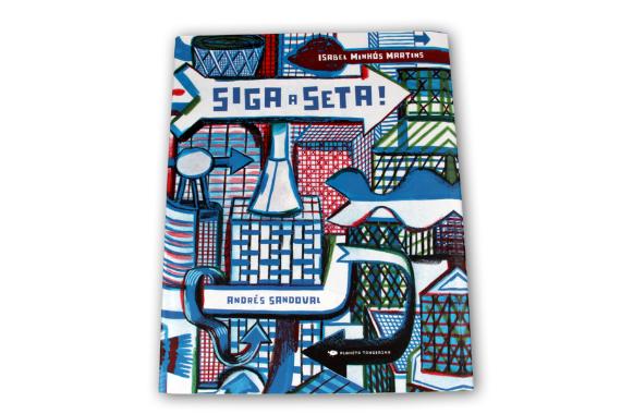 Photo 1 of product Siga a Seta!