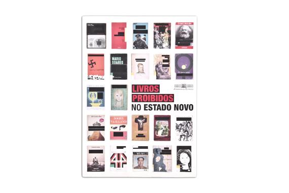 Photo 1 of product Livros Proibidos no Estado Novo