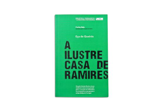 Foto 1 do produto A Ilustre Casa de Ramires