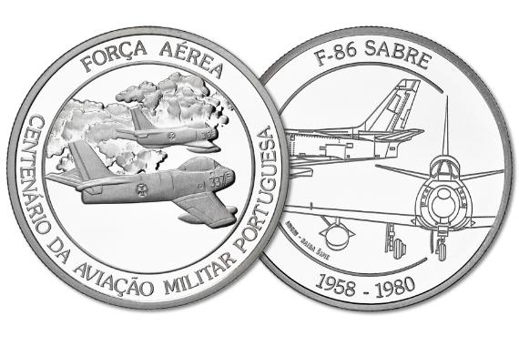 Foto 1 do produto F-86 Sabre