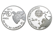 70 Years of Peace in Europe (Silver Proof)
