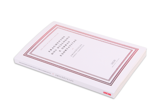 Foto 2 do produto Obras Completas de Aristóteles - Fragmentos dos Diálogos e Obras Exortativas