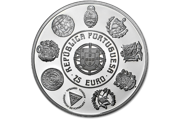 Photo 3 of product Cultural Roots - Viriato (Silver Proof)
