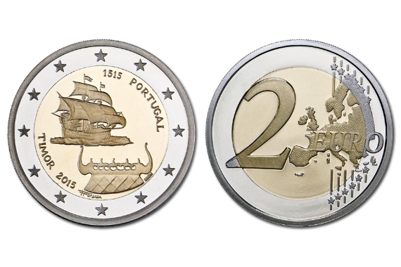 Photo 1 of product 500 Th Anniversary of the First Contact With Timor (Proof)