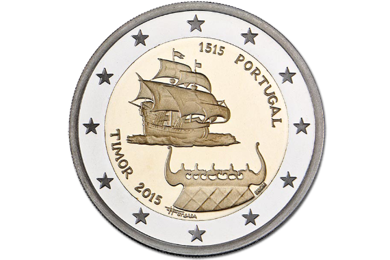 Photo 2 of product 500 Th Anniversary of the First Contact With Timor (Proof)