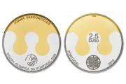 Equipa Ol�mpica de Portugal aos Jogos Ol�mpicos Rio 2016 - A PREPARA��O  (Ouro e Prata Proof)