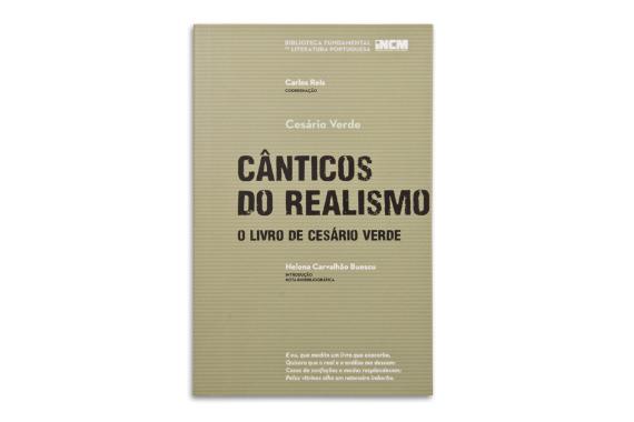 Foto 1 do produto Cânticos do Realismo. O Livro de Cesário Verde