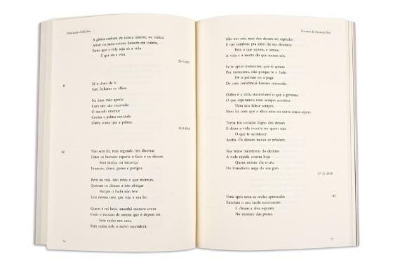 Foto 3 do produto Poemas de Ricardo Reis