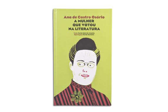 Foto 1 do produto Ana de Castro Osório - A Mulher Que Votou na Literatura