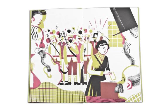 Foto 3 do produto Ana de Castro Osório - A Mulher Que Votou na Literatura
