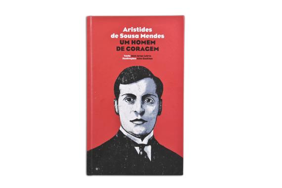 Foto 1 do produto Aristides de Sousa Mendes - Um Homem de Coragem