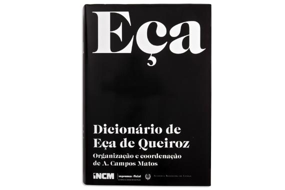 Foto 1 do produto Dicionário de Eça de Queiroz