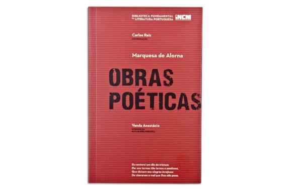 Foto 1 do produto Obras Poéticas Marquesa de Alorna