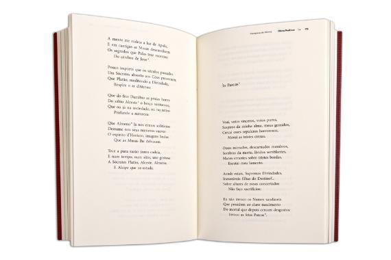 Foto 3 do produto Obras Poéticas Marquesa de Alorna