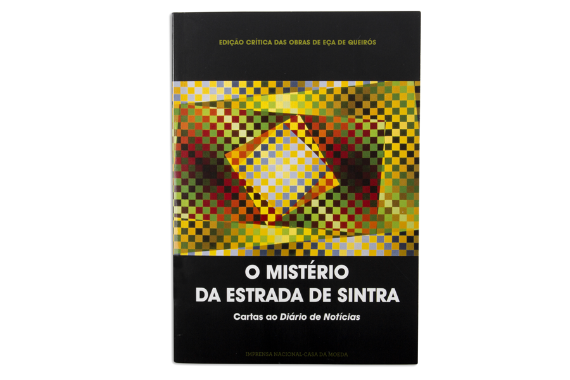 Foto 1 do produto O Mistério da Estrada de Sintra