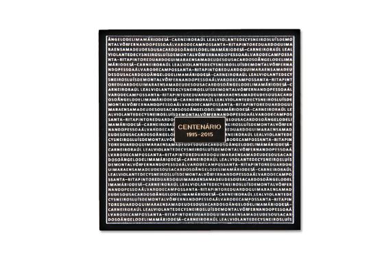 Foto 3 do produto Medalha Comemorativa dos 100 anos da Revista ORPHEU