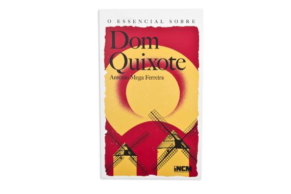 Foto 1 do produto O Essencial sobre Dom Quixote (Nº 126)
