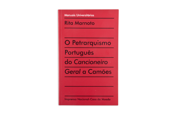 Foto 1 do produto O Petrarquismo Português do Cancioneiro Geral a Camões