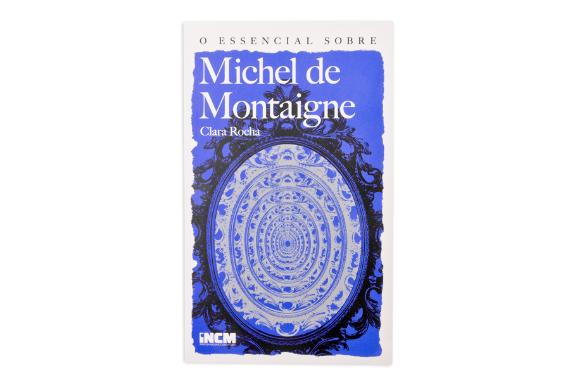 Foto 1 do produto O Essencial sobre Michel de Montaigne (Nº 127)