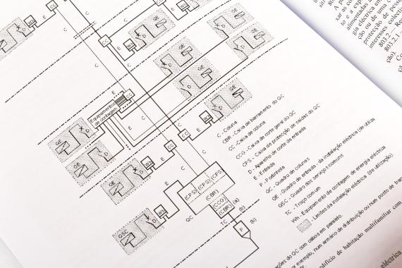 Photo 4 of product Regras Técnicas das Instalações Elétricas de Baixa Tensão - 5.ª edição revista e atualizada