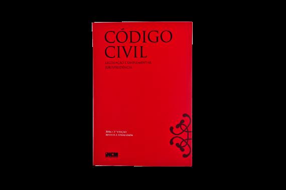 Foto 1 do produto Código Civil - 2.ª edição revista e atualizada