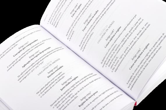 Foto 3 do produto Código Civil - 2.ª edição revista e atualizada