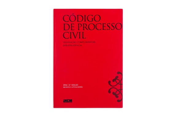 Photo 1 of product Código de Processo Civil - 2.ª edição revista e atualizada