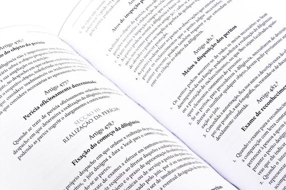 Foto 3 do produto Código de Processo Civil - 2.ª edição revista e atualizada