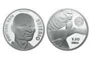 Eus�bio (Silver Proof)