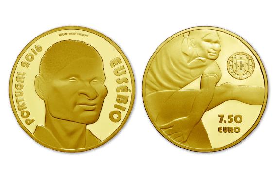 Foto 1 do produto Eusébio (Ouro Proof)