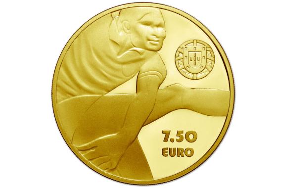 Foto 3 do produto Eusébio (Ouro Proof)